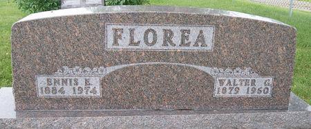 FLOREA, ENNIS ETHEL - Taylor County, Iowa | ENNIS ETHEL FLOREA