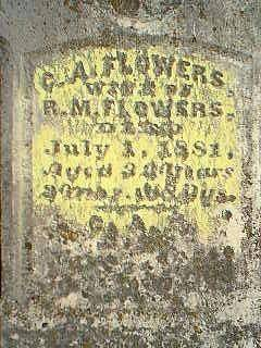 FLOWERS, C.A. - Taylor County, Iowa | C.A. FLOWERS