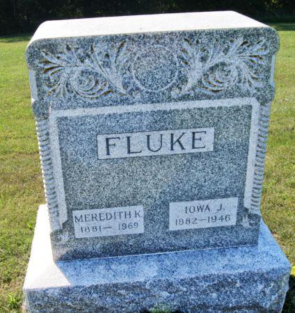 RUSSELL FLUKE, IOWA JULIA - Taylor County, Iowa | IOWA JULIA RUSSELL FLUKE