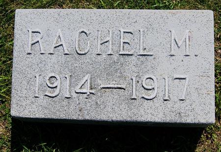 FORDYCE, RACHEL M. - Taylor County, Iowa   RACHEL M. FORDYCE