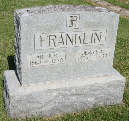 FRANKLIN, JESSIE MAY - Taylor County, Iowa | JESSIE MAY FRANKLIN