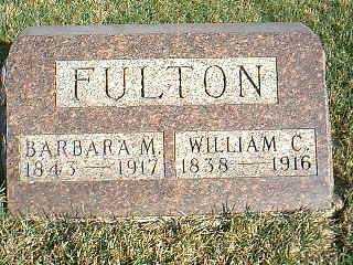 FULTON, WILLIAM - Taylor County, Iowa | WILLIAM FULTON
