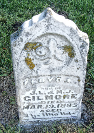 GILMORE, FLOYD E. - Taylor County, Iowa | FLOYD E. GILMORE