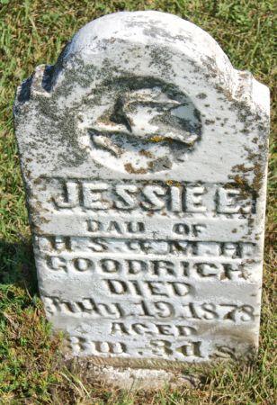 GOODRICH, JESSIE E. - Taylor County, Iowa | JESSIE E. GOODRICH