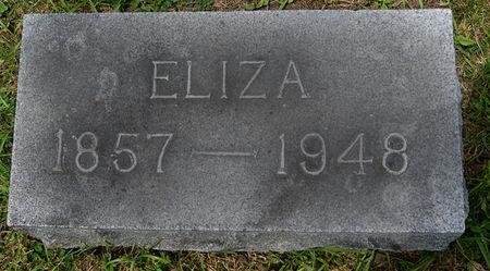 OGDEN GOODSPEED, ELIZA JANE - Taylor County, Iowa   ELIZA JANE OGDEN GOODSPEED