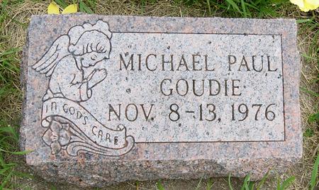 GOUDIE, MICHAEL PAUL - Taylor County, Iowa   MICHAEL PAUL GOUDIE