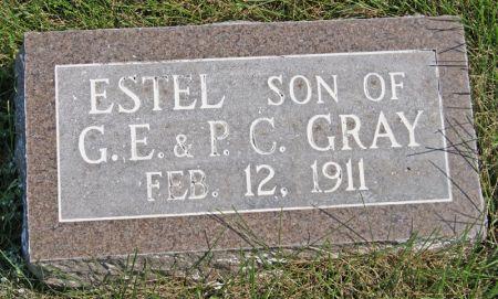GRAY, ESTEL - Taylor County, Iowa   ESTEL GRAY