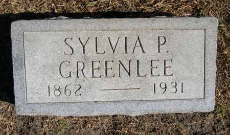 GREENLEE, SYLVIA PENN - Taylor County, Iowa | SYLVIA PENN GREENLEE