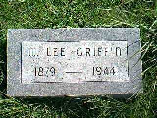 GRIFFIN, W. LEE - Taylor County, Iowa | W. LEE GRIFFIN