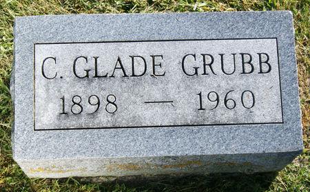 GRUBB, CALVIN GLADE - Taylor County, Iowa | CALVIN GLADE GRUBB