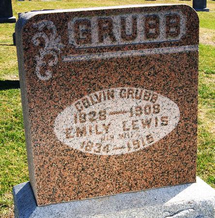 GRUBB, EMILY - Taylor County, Iowa | EMILY GRUBB