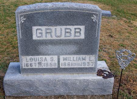 GRUBB, LOUISA SAMANTHA