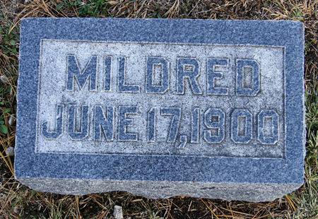 GRUBB, MILDRED - Taylor County, Iowa   MILDRED GRUBB