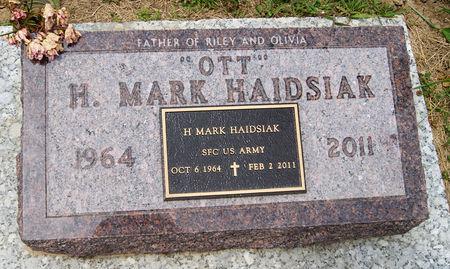 HAIDSIAK, HOWARD MARK