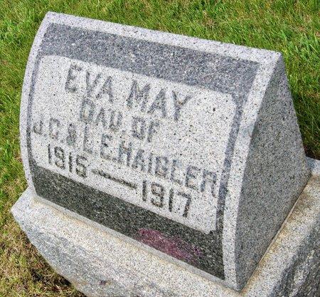 HAIGLER, EVA MAY - Taylor County, Iowa   EVA MAY HAIGLER