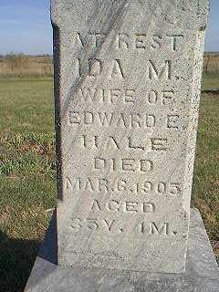 HALE, ADA M. - Taylor County, Iowa   ADA M. HALE