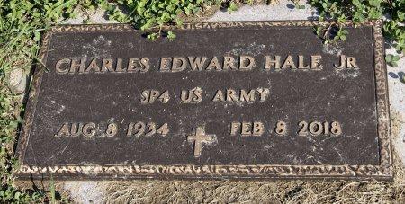 HALE, CHARLES EDWARD, JR. - Taylor County, Iowa | CHARLES EDWARD, JR. HALE