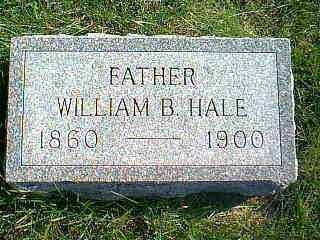 HALE, WILLIAM B. - Taylor County, Iowa | WILLIAM B. HALE