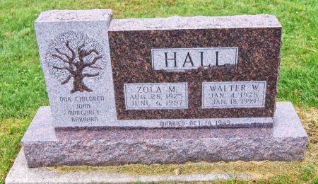 MILLION HALL, ZOLA MAY - Taylor County, Iowa | ZOLA MAY MILLION HALL