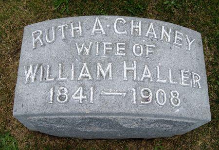 HALLER, RUTH ANN - Taylor County, Iowa   RUTH ANN HALLER
