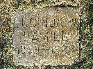 HAMILL, LUCINDA W. - Taylor County, Iowa | LUCINDA W. HAMILL