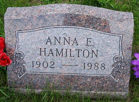 BJORK HAMILTON, ANNA ELVIRA - Taylor County, Iowa | ANNA ELVIRA BJORK HAMILTON