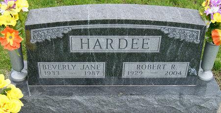 HENSLEY HARDEE, BEVERLY JANE - Taylor County, Iowa | BEVERLY JANE HENSLEY HARDEE