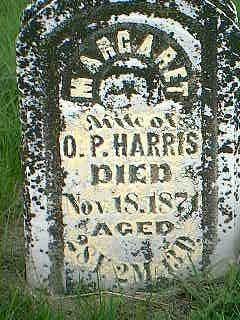 HARRIS, MARGARET - Taylor County, Iowa | MARGARET HARRIS