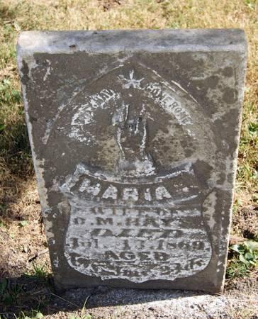 HARPER HAYS, MARIAH - Taylor County, Iowa | MARIAH HARPER HAYS
