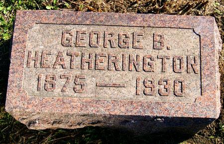 HEATHERINGTON, GEORGE BOYD - Taylor County, Iowa | GEORGE BOYD HEATHERINGTON