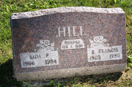 BLANE HILL, LIDA PEARL - Taylor County, Iowa | LIDA PEARL BLANE HILL