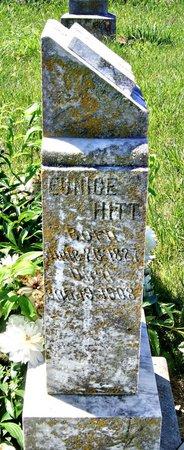 MARBLE HITT, EUNICE ANN - Taylor County, Iowa | EUNICE ANN MARBLE HITT