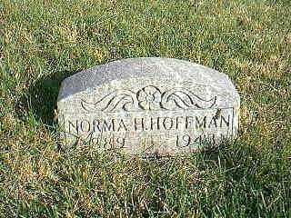 HOFFMAN, NORMA H. - Taylor County, Iowa | NORMA H. HOFFMAN
