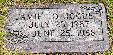 HOGUE, JAMIE JO - Taylor County, Iowa   JAMIE JO HOGUE