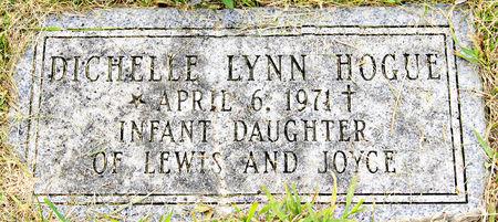 HOGUE, DICHELLE LYNN - Taylor County, Iowa   DICHELLE LYNN HOGUE