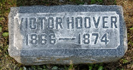HOOVER, VICTOR - Taylor County, Iowa | VICTOR HOOVER