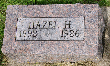 BOWERS HORNING, HAZEL H. - Taylor County, Iowa | HAZEL H. BOWERS HORNING