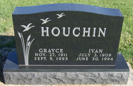 HOUCHIN, IVAN FRANKLIN - Taylor County, Iowa | IVAN FRANKLIN HOUCHIN