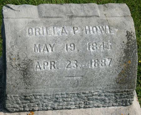 WALKER HOWE, ORILLA P. - Taylor County, Iowa   ORILLA P. WALKER HOWE