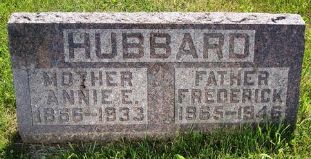 HUBBARD, FREDERICK ROBERT - Taylor County, Iowa | FREDERICK ROBERT HUBBARD