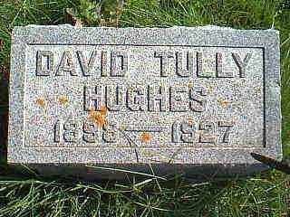 HUGHES, DAVID TULLY - Taylor County, Iowa   DAVID TULLY HUGHES