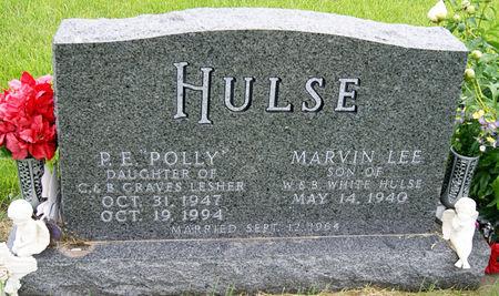 LESHER HULSE, PAULINE ELLEN