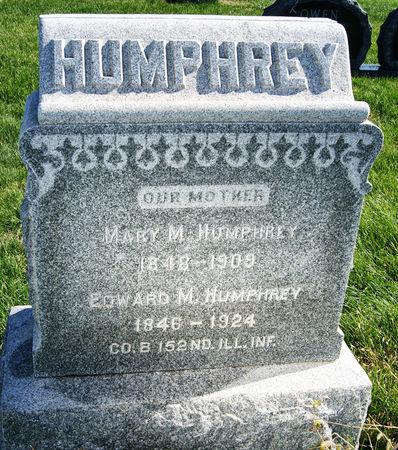 BARNES HUMPHREY, MARY ELIZABETH - Taylor County, Iowa | MARY ELIZABETH BARNES HUMPHREY