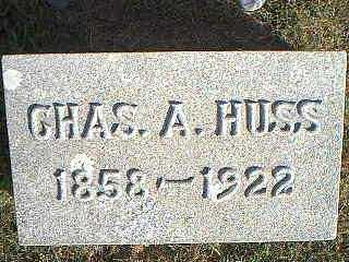 HUSS, CHAS. A. - Taylor County, Iowa | CHAS. A. HUSS
