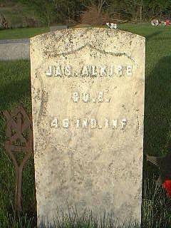 ALKIRE, JAS - Taylor County, Iowa | JAS ALKIRE