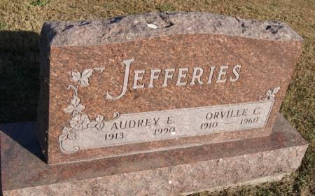 JEFFERIES, AUDREY EULA - Taylor County, Iowa   AUDREY EULA JEFFERIES