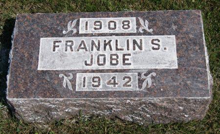 JOBE, FRANKLIN SAMUEL - Taylor County, Iowa | FRANKLIN SAMUEL JOBE