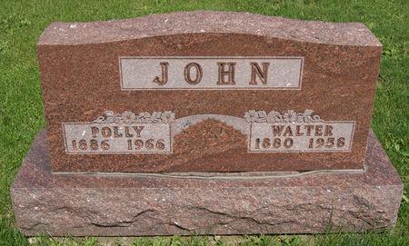 HATFIELD JOHN, POLLY JANE - Taylor County, Iowa | POLLY JANE HATFIELD JOHN