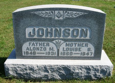 JOHNSON, LOUISE S.