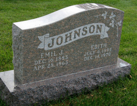 SELLER JOHNSON, EDITH - Taylor County, Iowa | EDITH SELLER JOHNSON